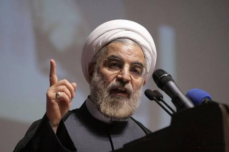 "Iran Accuses Saudi Arabia Of ""Strengthening ISIS"""