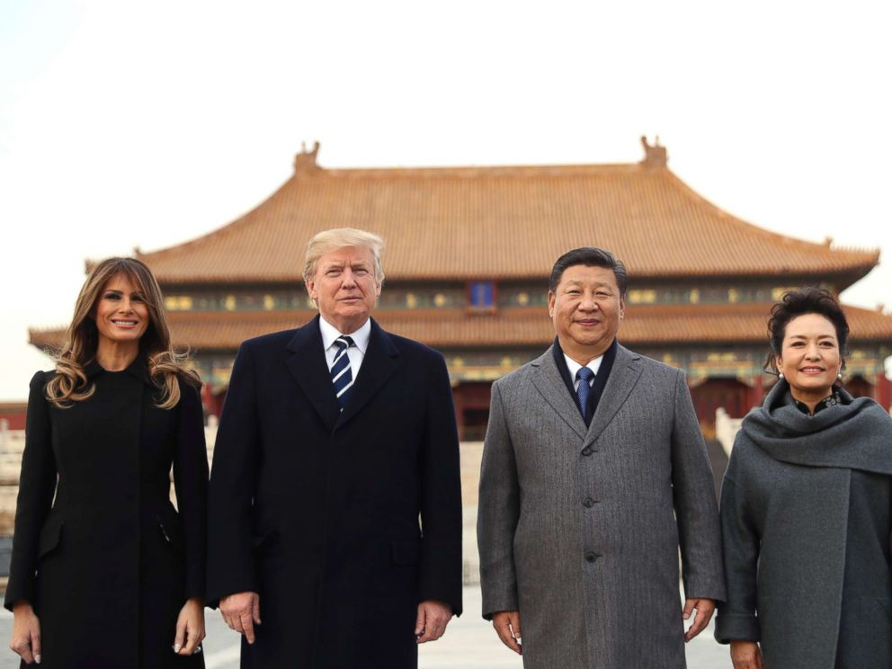 US President Donald Trump Made Deals With China Worth $250 Billion During His Trip To Beijing