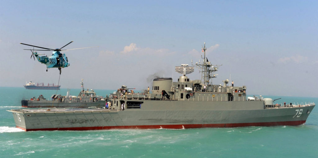 Iran Is Planning To Seind Warship To Gulf Of Mexico