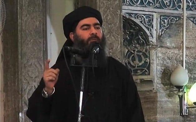 Abu Bakr al-Baghdadi May Be Hiding In Syria's Al-Bukamal. Multiple ATGM Strikes And Helicopter Landings Reported