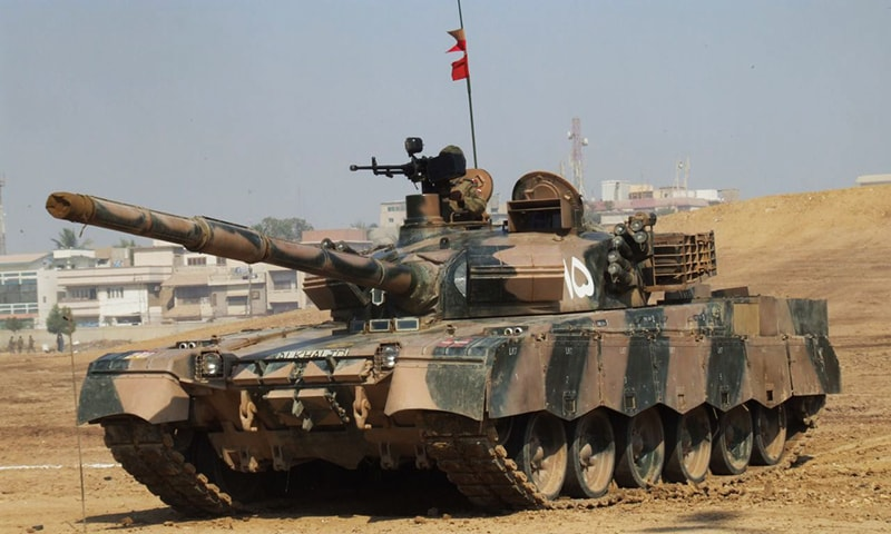 30 Pakistani Al-Khalid Tanks Broke Down Because Of Faulty Ukrainian-Supplied Machine Oil
