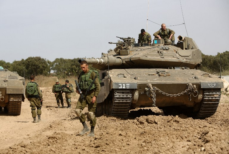 """Israel Threatens To Destroy BBC-Reported """"Iranian Military Base"""" In Syria"""