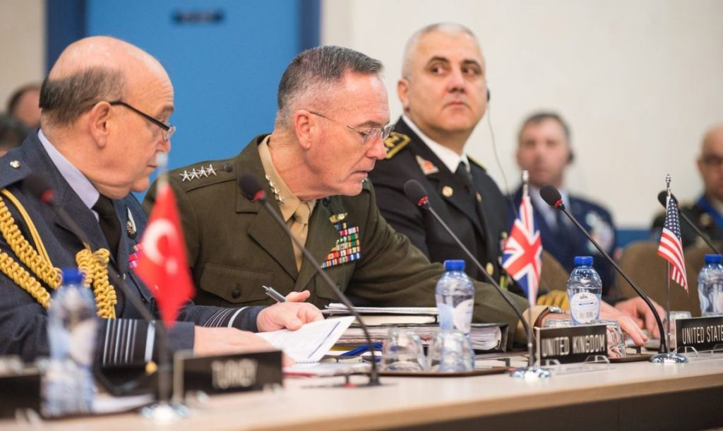 NATO Defense Chiefs and US Lawmakers Take New Steps to Fuel Arms Race