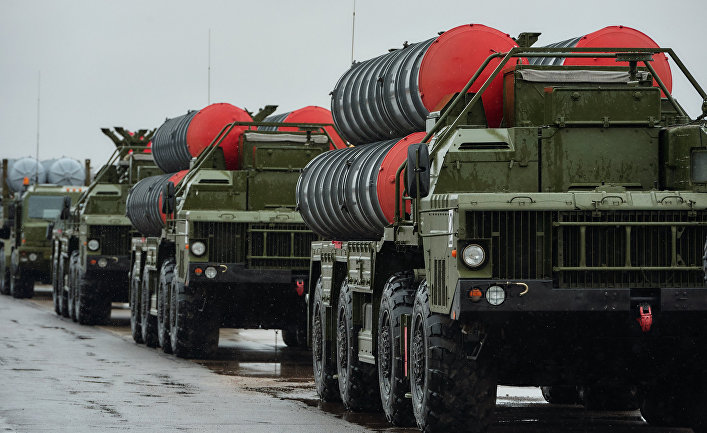 As Turkey Buys Russian S-400 Missile Systems, Morocco Also Shows Interest