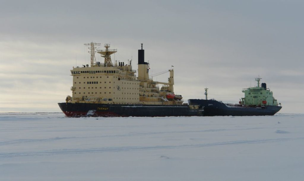 The Arctic Silk Road: A Huge Leap Forward for China and Russia
