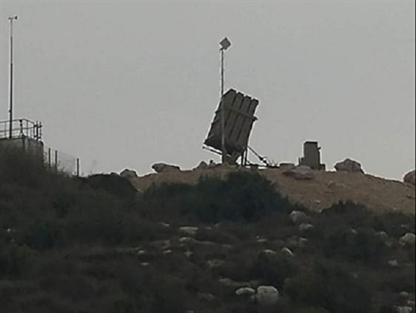 IDF Deployed Iron Dome Missile Defense Systems In Central Israel To Counter Possible Shelling By Islamic Jihad