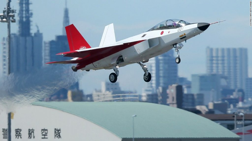 Japan To delay F-3 Fighter Jet Development