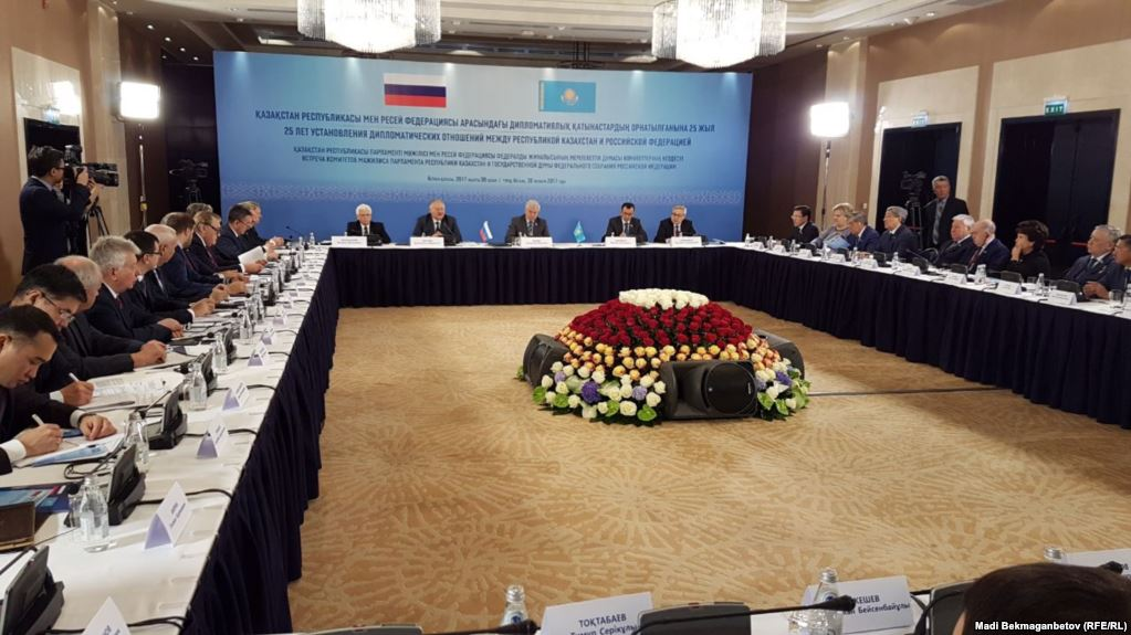 Reults Of Astana Talks On Syria October 30-31, 2017
