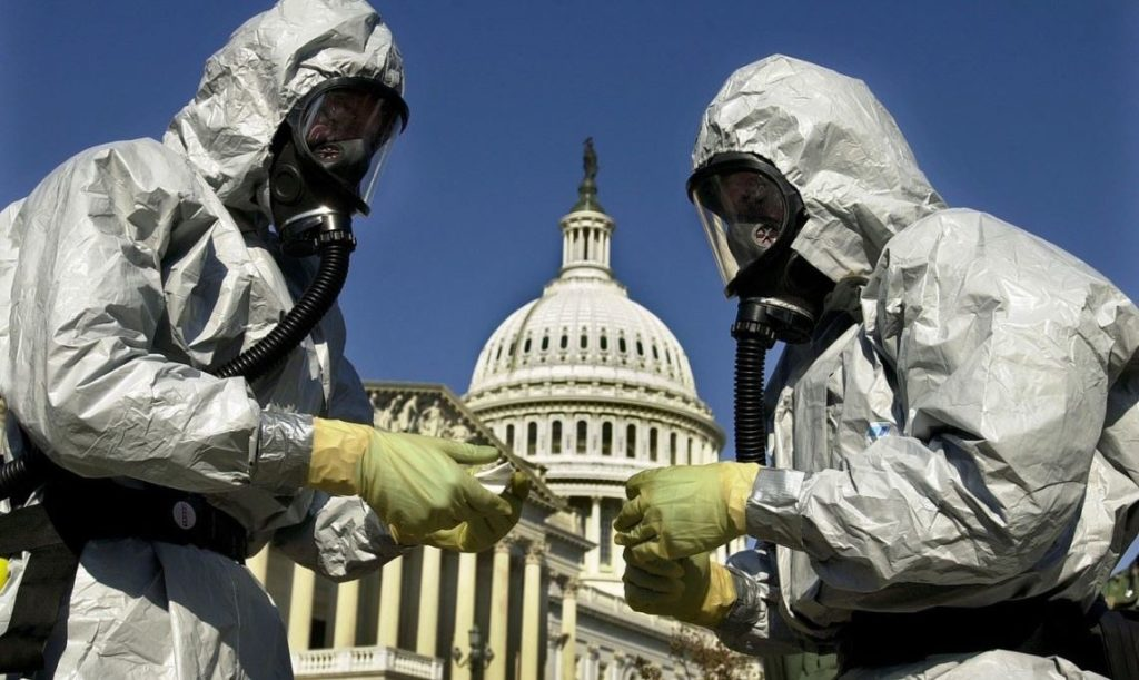 Is There A Covert US Offensive Bioweapons Program?