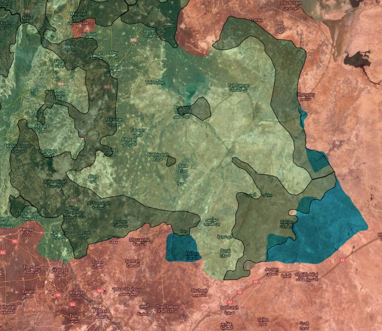 Syrian Forces Clashing With Hayat Tahrir al-Sham In Northern Hama And Southwestern Aleppo (Videos, Map)