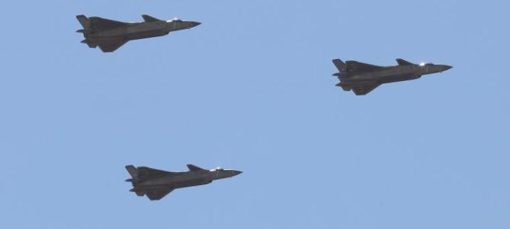 China Has Practiced Bombing Runs On Guam