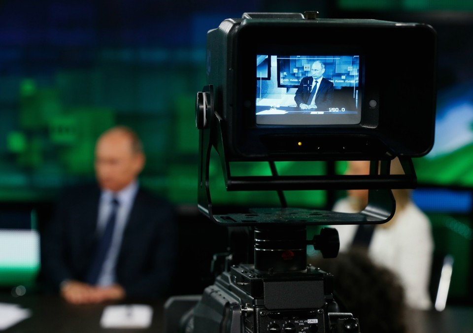 Russia Adopts Foreign Agent Bill For Media As Response To US Actions