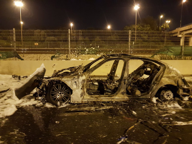 Massive Car Explosion In Tel Aviv. One Person Killed (Photos, Video)