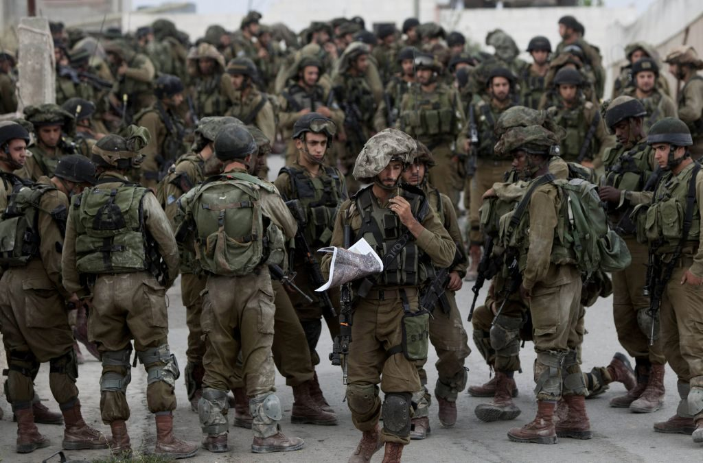 Israel May Allow Seizing Palestinian Land In West Bank - Attorney General