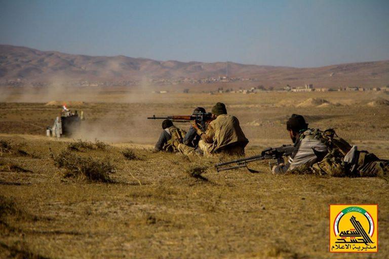 イラク軍、ユーフラテス渓谷で最後のISIS開催都市を解放