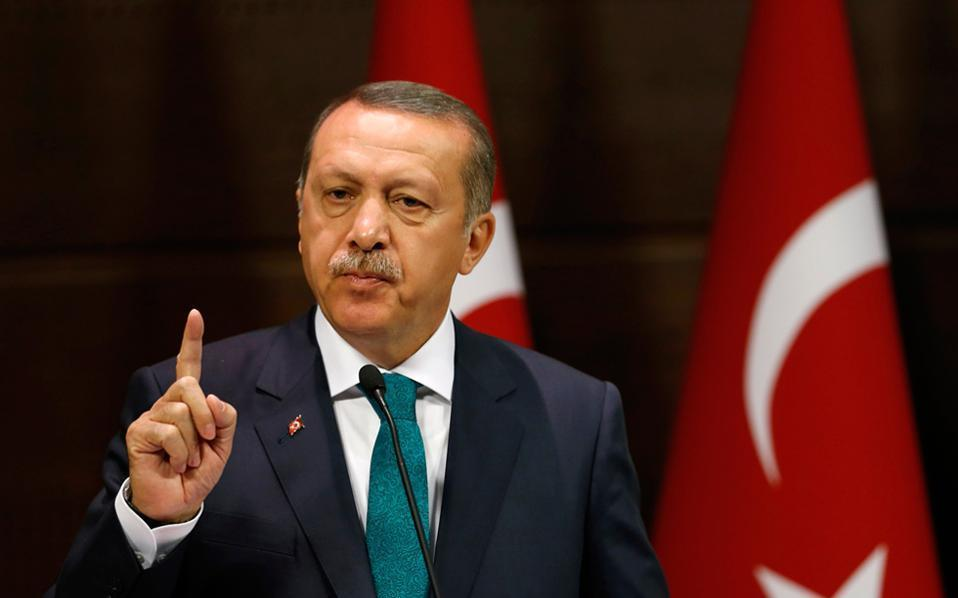 Erdogan Accuses United States Of Funding ISIS