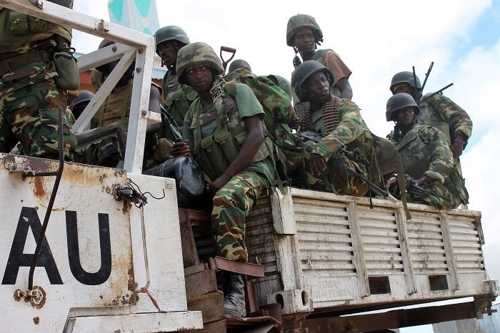 A Brief Look At The Ongoing Conflict In Somalia