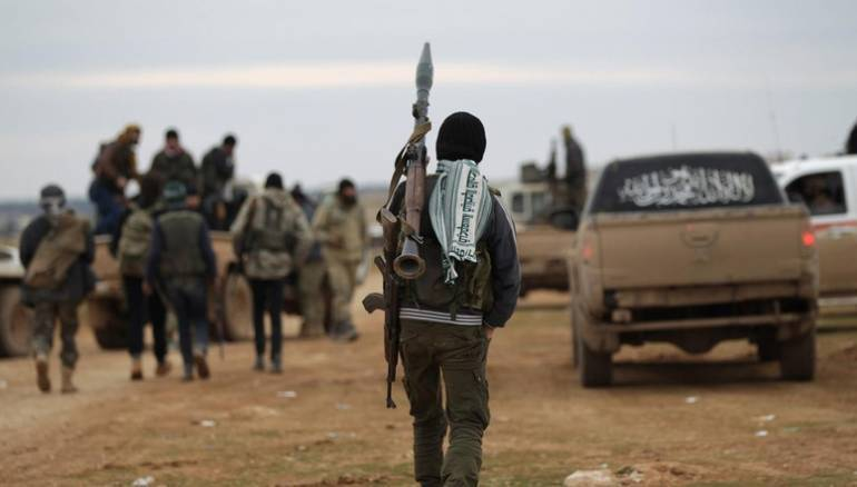 Nour al-Din al-Zenki And Hay'at Tahrir al-Sham Reconcile To Fight Syrian Army