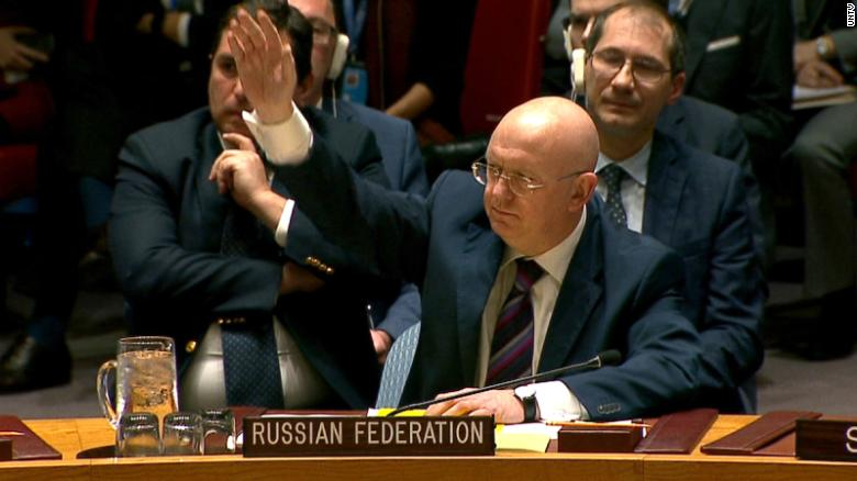 Russian Foreign Ministry Commented Situation With UN Resolution On OPCW Joint Investigative Mechanism