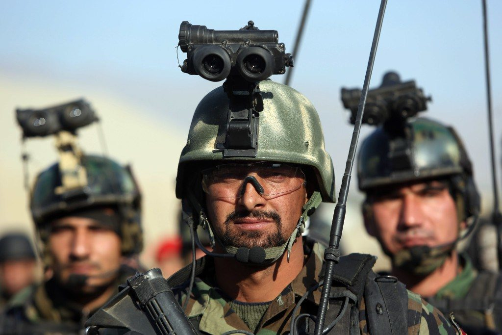 Afghan Special Forces Rescue 30 Hostages From Taliban Prison