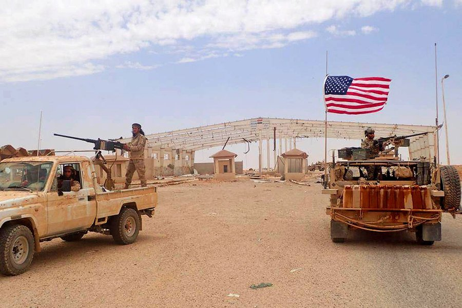 US-led Coalition: ISIS Units Peneterated Syrian Army Lines And Attacked Coalition At Tanf Garrison