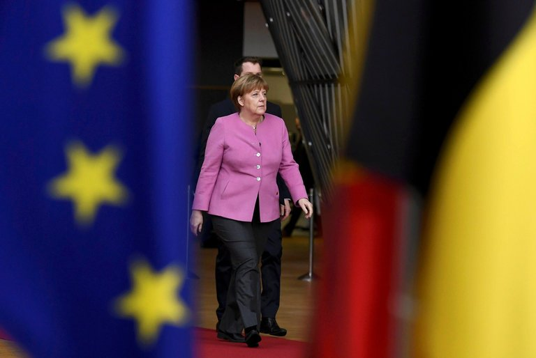 """Merkel Will Have To Go"": Bill Blain On What's Next For The Germans"