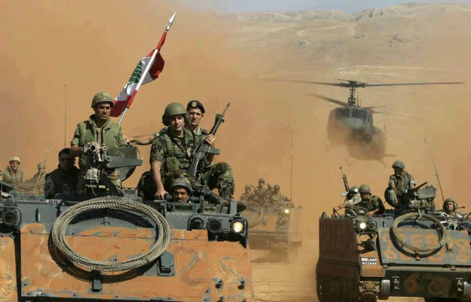 """Lebanon's Army Chief Urged """"Full Readiness"""" To Face """"Threats Of The Israeli Enemy And Its Violations"""""""