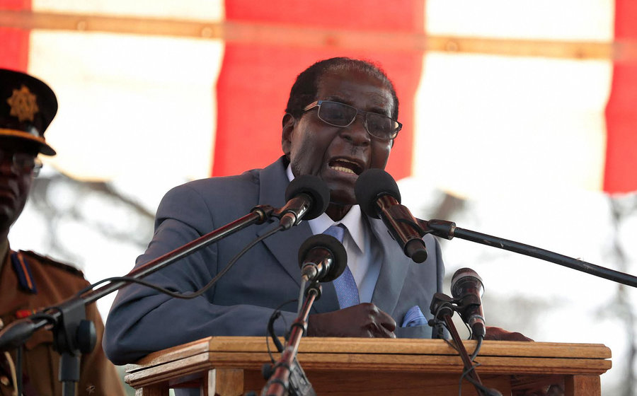Zimbabwe's Mugabe Is Detained By Military But Still Remains President