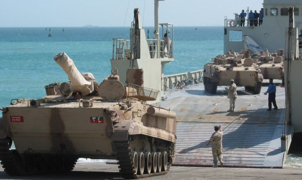 Russia's Arms Sales to Middle East Countries Spike to Record-High Levels