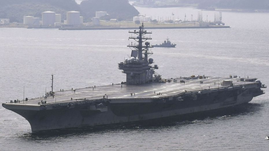 US Navy Aircraft With 11 Crew And Passengers Crashed Southeast Of Okinawa