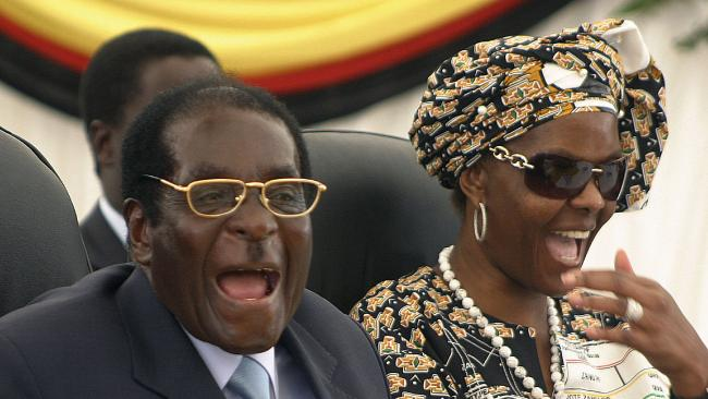 Zimbabwe's President Is Officially Overthrown By Military