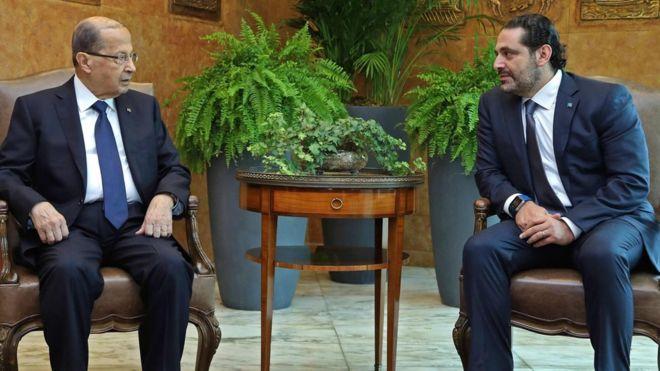 Lebanon's Prime Minister Hariri Suspends His Resignation Made From Saudi Arabia