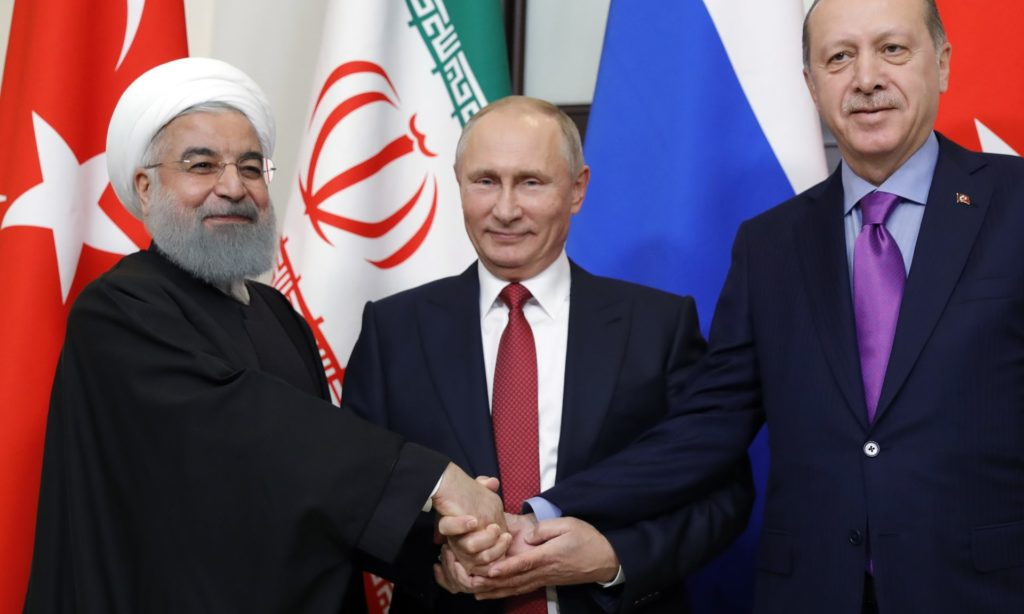 New Triple Alliance. The World Is Changing
