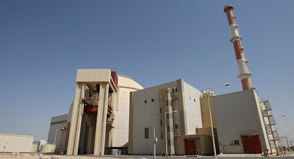 Russia Starts Building New Nuclear Power Plant In Iran