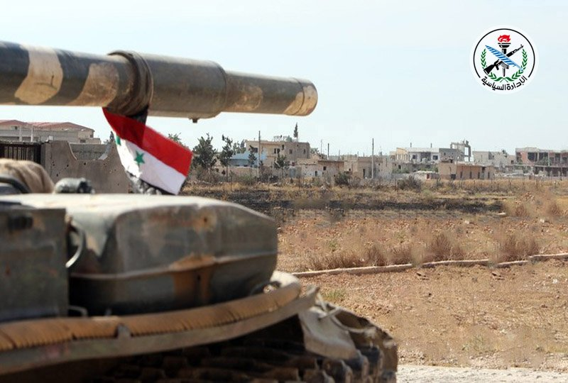 Syrian Army Is Now  Only 45Km Away From Al-Bukamal City (Review)
