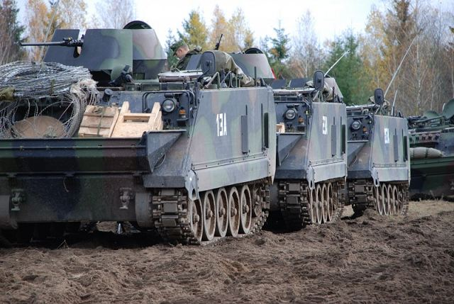 Latvia, Lithuania And Estonia Want To Join US-led Coalition Against ISIS