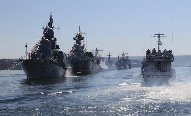 Russian Military Counterintelligence Detained Alleged Ukrainian Spy In Crimea