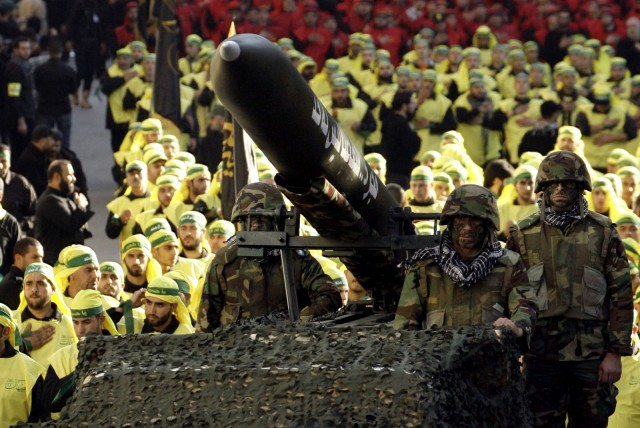 Iran's Revolutionary Guards: Hezbollah Must Be Armed To Fight Against Israel