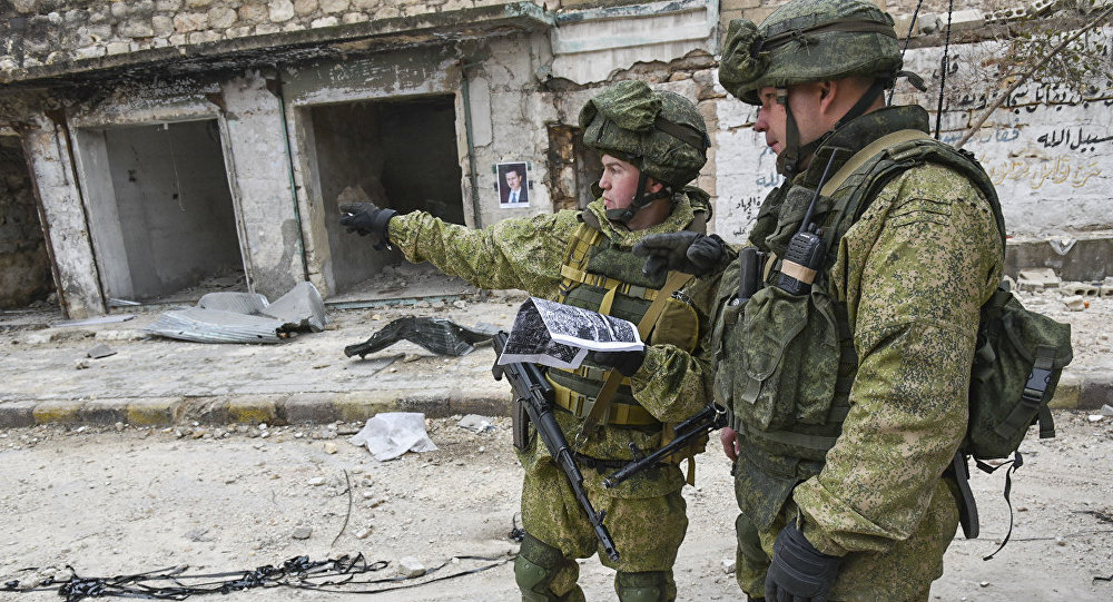 Russian Military Bases, Additional Infrastructure To Remain In Syria After Defeat Of ISIS