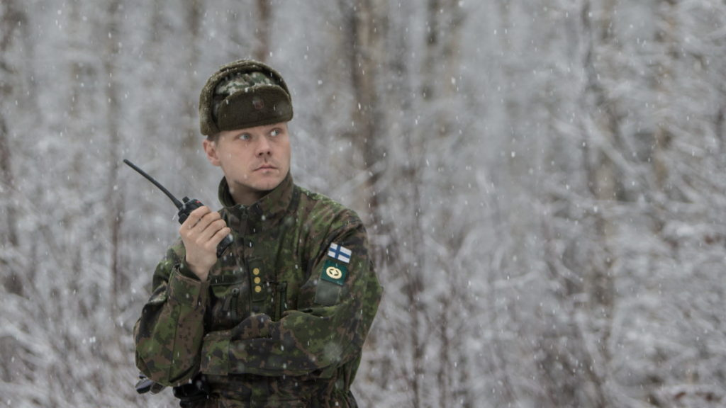 """Finland Prepares For Large Military Drills To """"Keep Russia's Aggression In Check"""""""
