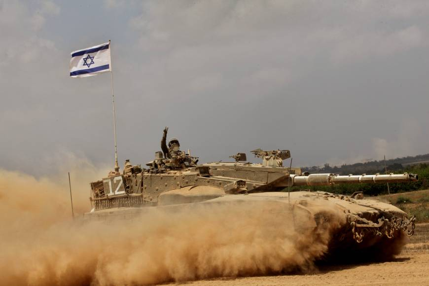 Israel Threatens To Destroy All Iranian Facilities In Syria Within 40 KM Of Golan Heights