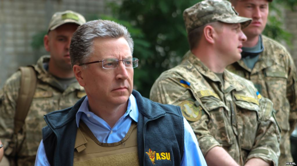 US-Russian Talks On UN Peacekeeping Mission In Eastern Ukraine Is In Deadlock