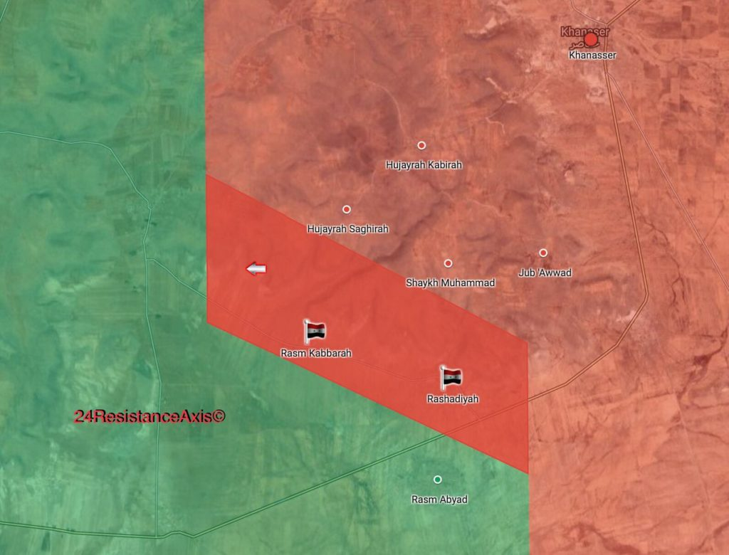 Syrian Army Develops Momentum In Southern Aleppo, Liberates More Villages From Hayat Tahrir al-Sham (Maps)