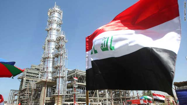 Iraq To Build New Oil Pipeline To Turkey