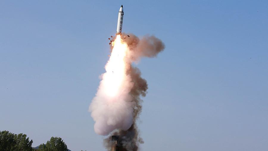 North Korea Fires ICBM, Which Lands Inside Japan's Economic Zone