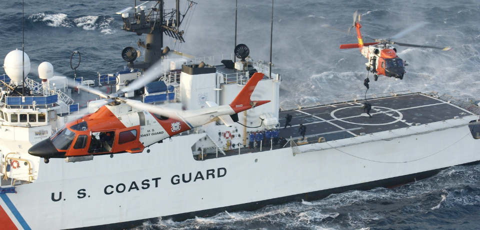 """Floating Guantanamos"": US Coast Guard Operates Secret Prisons In Pacific Ocean"