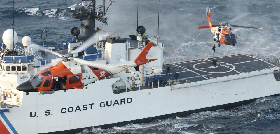 """Floating Guantanamos"": US Coast Guard Operates Secret Prisons In Pacific Ocean"