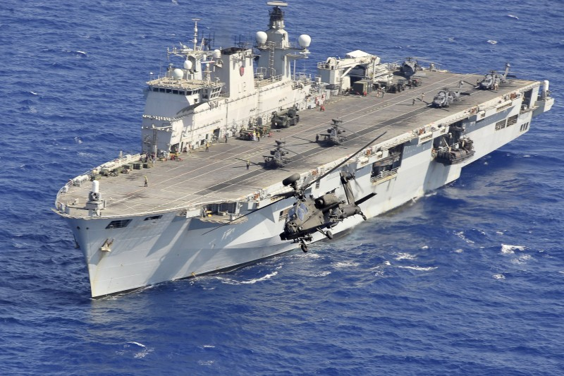 UK Amphibious Forces: Controversy And Beyond