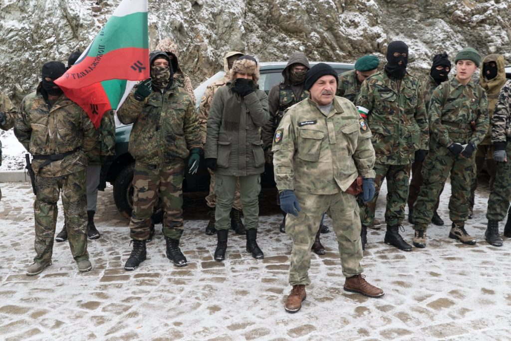 Exclusive Interview WIth Leader Of Bulgarian Border Militia Intercepting And Turning Away Illegal Migrants