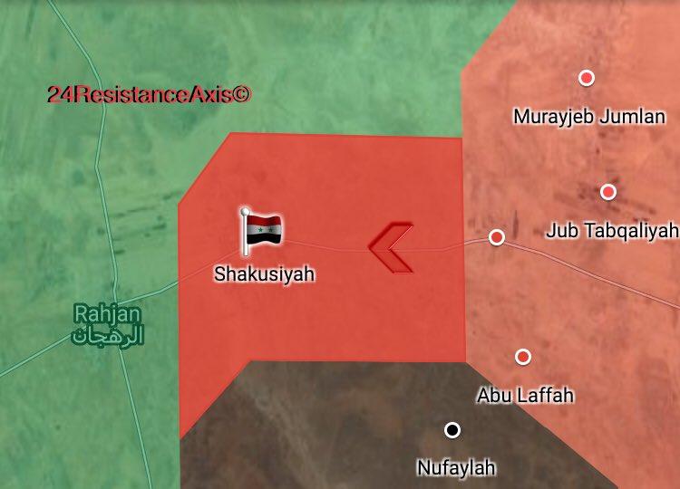 Syrian Army Liberates Shakusiyah Village In Northern Hama (Maps)